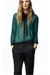 Легкая, прозрачная блузка